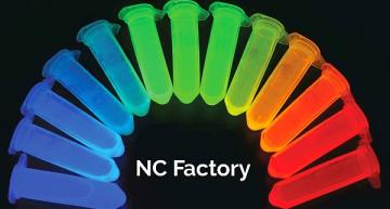 'Nanocrystal factory' creates quantum dots in any color