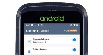 FogHorn Industrial IoT app for Android brings real-time AI to mobile