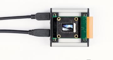 OLED microdisplay
