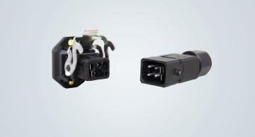 1A connector