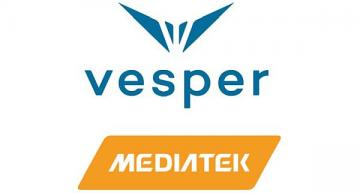 Vesper, MediaTek reference design for voice-enabled IoT products