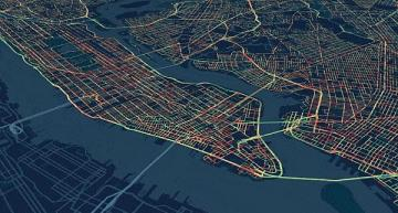 Uber street speeds data addresses urban mobility challenges