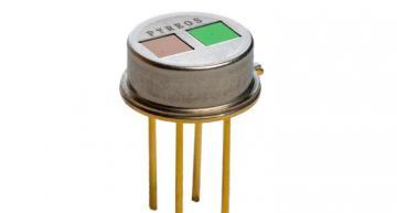 pyroelectric IR detector
