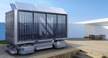 Autonomous platform offered as future of smart travel, residence