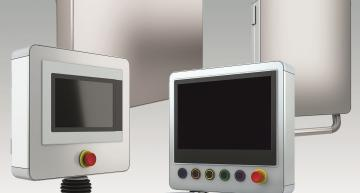 HMI enclosures