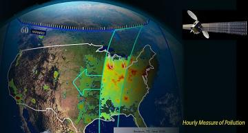 NASA taps choice to deploy space-based pollution monitoring instrument