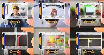 AI camera learns new objects just by clicking