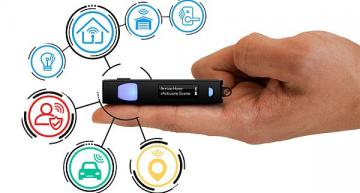 All-in-one IoT smart fob turns keychain into a 'life remote'