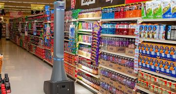 Retail automation collaboration brings 5G to in-store robots