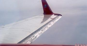 Ice detection sensor promises improved aircraft safety