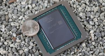 Record du monde pour un FPGA de plus de 9 million de cellules
