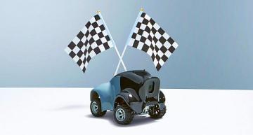 Autonomous vehicle race puts ML models to the test