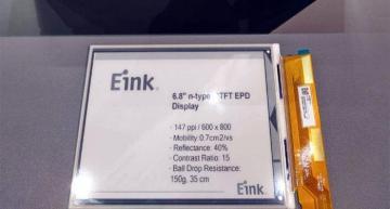 flexible E-Paper