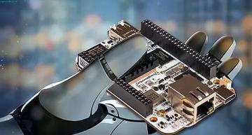 BeagleBone AI dev board for everyday automation