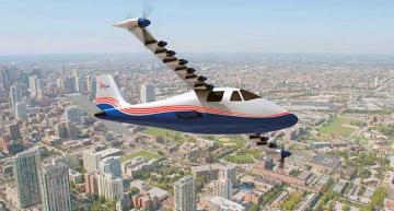NASA takes delivery of all-electric X-plane