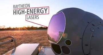 High-energy laser counter-drone system delivered to USAF