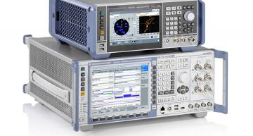 Test system for wireless emergency alerts with geo-fencing