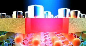 Plasmonic light detector could revolutionize multispectral imaging