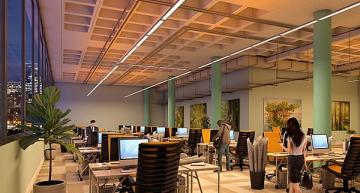LED luminaire control system takes lighting design to 'next level'