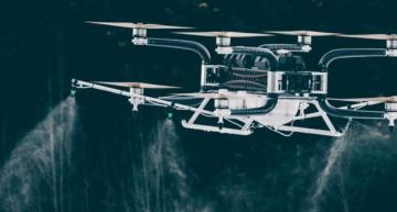 Radar helps Griff haevy lifting drones navigate complex environments