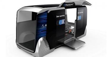 Tier One auto supplier to unveil autonomous concept vehicle at CES