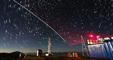 Researchers develop mobile quantum satellite ground station