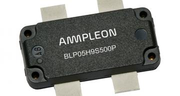 High efficiency 500-W LDMOS transistor oprerates in the 433 MHz band