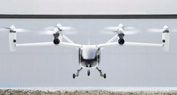 Toyota invests $349M in air taxi startup