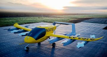 Autonomous air taxi trial slated for New Zealand