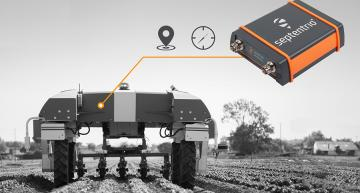 GPS/GNSS receiver for machines and autonomous systems
