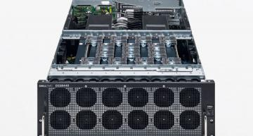 The first Graphcore AI server, developed by Dell, delivers 1.2PFLOPS for 2.4kW