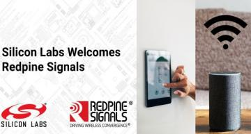 Silicon Labs to acquire Redpine Signals' connectivity business