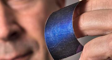 Miniature solar cell startup readies for large-scale production