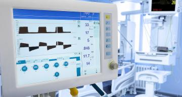 Medical components from Analog Devices are used in ventilators for Covid patients
