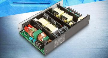 The UCH600 600W AC-DC medical power supply series from XP Power can also be used for industrial designs