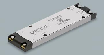 High power density for Vicor's DCM5614 1300W DC-DC converter is aimed at drones and shipping