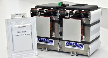 Faradion has signed a deal to distribute its sodium-ion battery packs in Australia for energy storage systems (ESS)