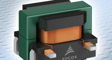 The EPCOS B82801A1 current sense transformer series from TDK
