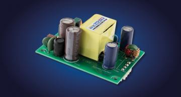 Recom's open frame RACM60-K 60W AC-DC converter series is aimed at industrial and medical designs as well as computer and consumer applications.