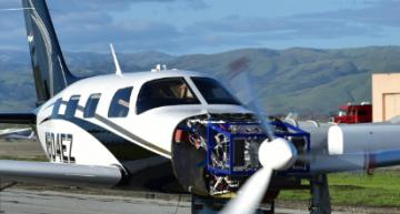 ZeroAvia has made the first UK flight of an electric aircraft using its latest hydrogen powertrain as part of Project HyFlyer