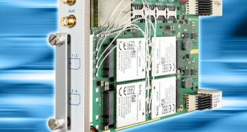 CompactPCI serial carrier