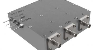 High-power PIN diode with 30-W hot-switching