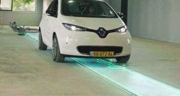 Smartroad startup ElectReon Wireless has raised $50m to build roads that can charge electric vehicles as they drive along.