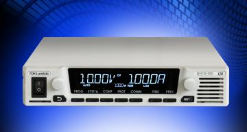 TheGENESYS+ G1kW full rack and GH1kW half rack 1U 1kW power supply series from TDK are aimed atbench-top or rack-mount equipment