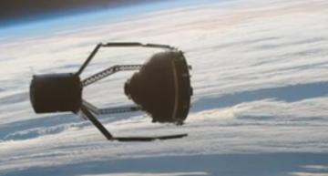 Clean-up satellite to clear space debris by 2025