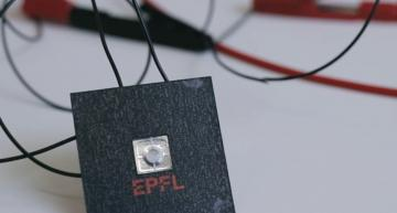 Fast actuators called HAXELS developed by EPFL in Switzerland can be used for mid-air haptics