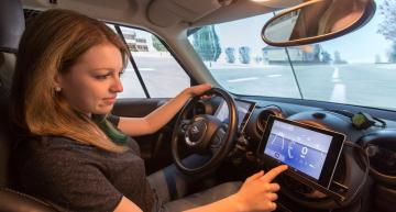 Adaptive test simulation software for driverless cars
