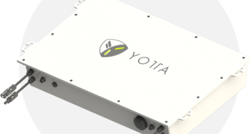 Murata Electronics is working with Yotta Energy in the US on a distributed energy system that combines a battery in a photovoltaic (PV) solar cell.