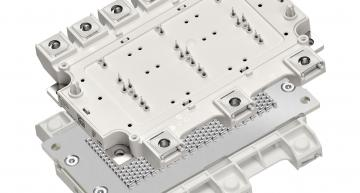 IGBT module for 100kW traction designs