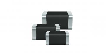 Failsafe chip varistors for automotive battery lines